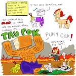 The Incredible Tau Pok