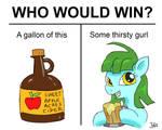 Cider vs Charlie