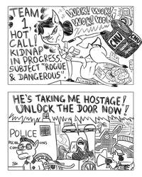 Hostage rescue by thedriveintheatre