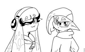 Permission (A Sakura and Masco Comic Skit~) by