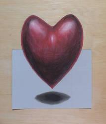 Heart 2D by VamosArt