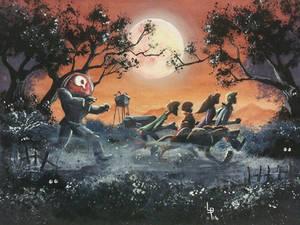 Scooby Doo Spooky Space Kook
