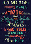 Make Good Art by simonefsc