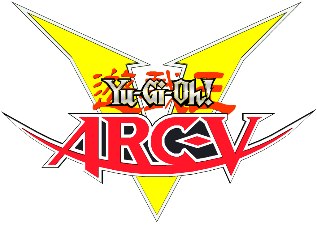 SketchUp] Yu-Gi-Oh! Arc-V logo by 10Networks on DeviantArt