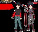[10N/CL] XANA Character Concept