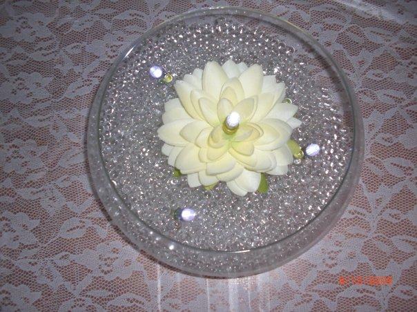 Centerpiece lotus flower by mandykat on deviantart