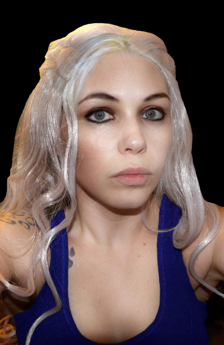 Me as Daenerys Targaryen Test by mandykat