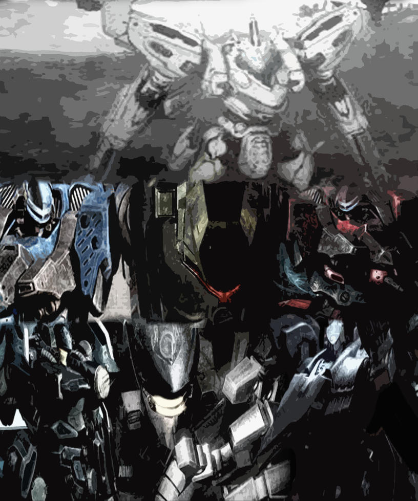 Armored Core Wallpaper By Uberdspy