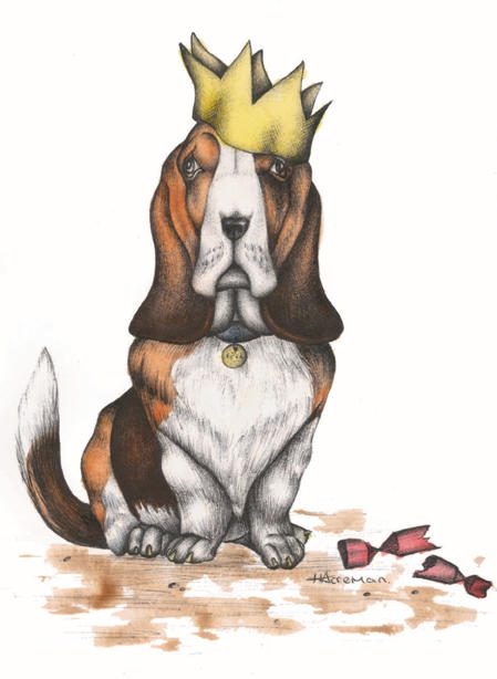 Doggie Crackers by purfectillustrator