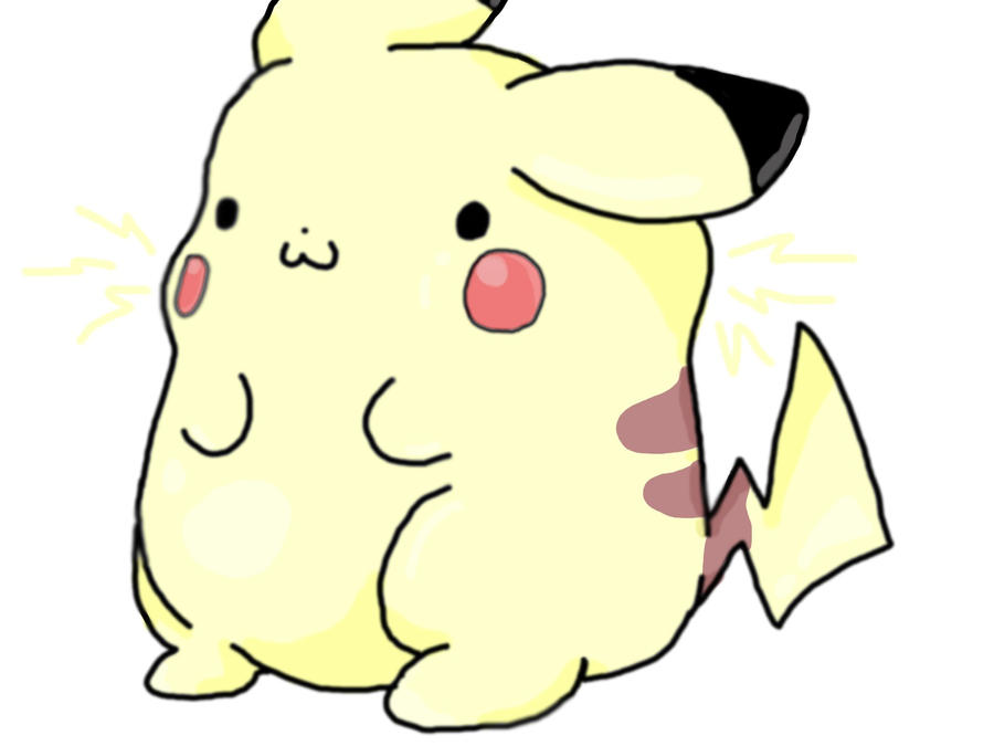 Pikachu :3 by TheKeko on DeviantArt