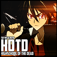 High School Of The Dead Profile Picture by zFlashyStyle