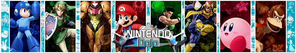 Nintendo Dojo Banner By Zflashystyle On Deviantart