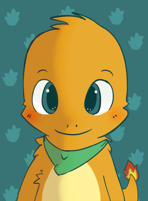 Charmander I choose you c: by LetsFallTogether
