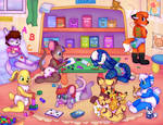 [C] At the Daycare