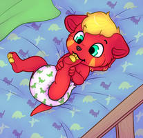 [C] Nom nom - Colby by LetsFallTogether