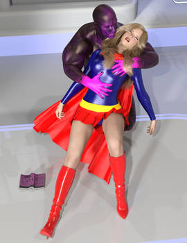 Supergirl Drained - Part 3 by Member9