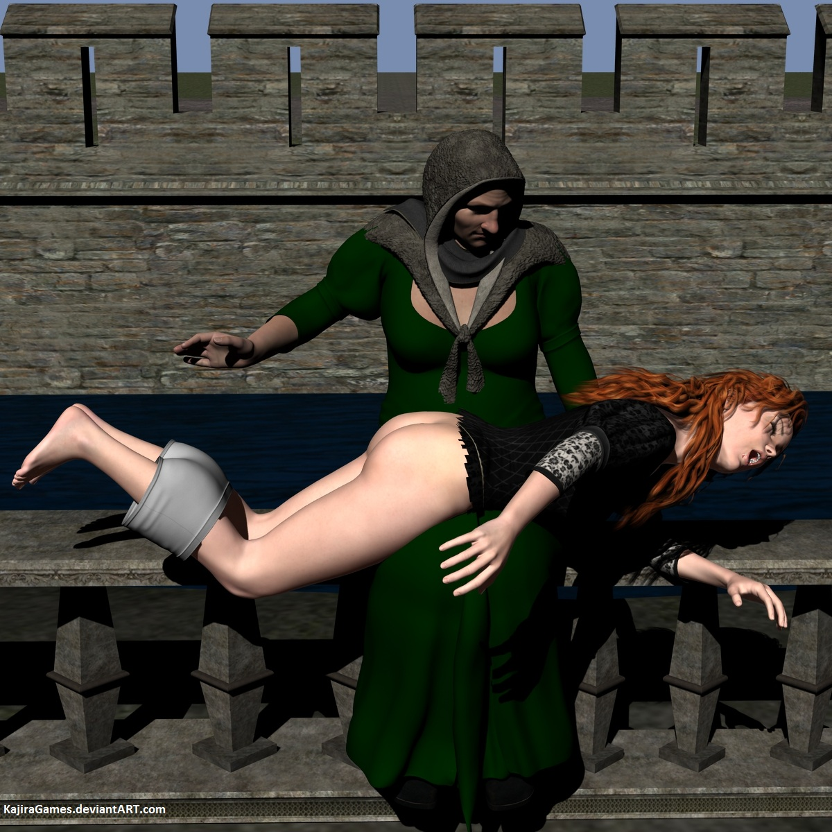 Free spanking games 3d spanking chat fucked image