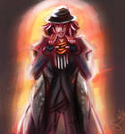 Only I can guide you there - Ardyn Izunia