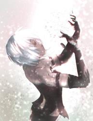 Nier: Automata Anniversary Piece by Tsu-bari