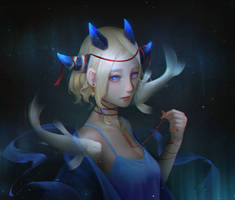 Ghost fish by HyuhD