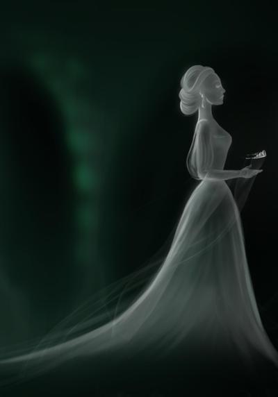 Gray Lady by bibbidy-boo