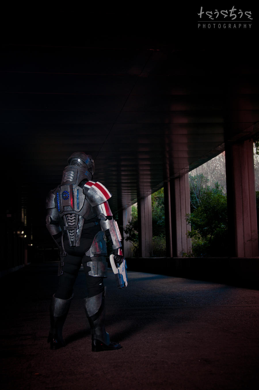 Commander Shepard by Taichia-Photo