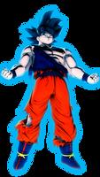 DBXV2-Goku Ultra Instinct