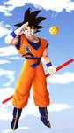 Son Goku (Happy Goku day!)