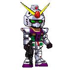 Gundam Evagelion fusion by Nephlye