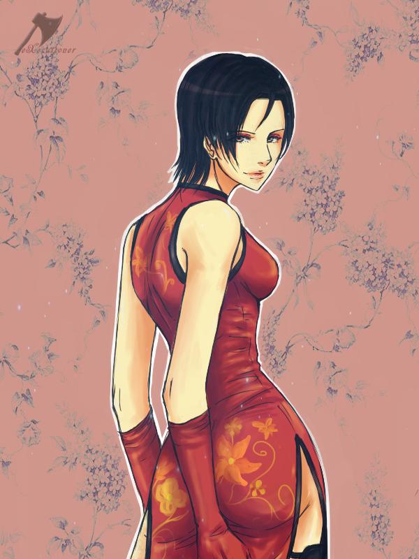 Ada Wong (Biohazard) 2013 by AlexExecutioner666