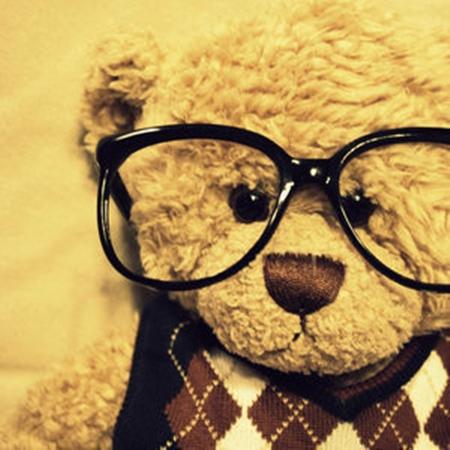 my teddy bear (Weheartit) by TaylanGlates