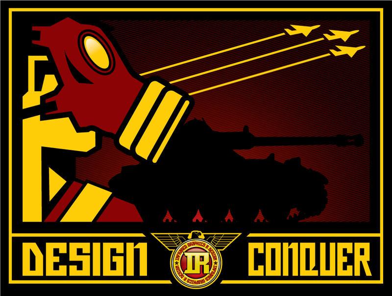 infrared propaganda 4 by Satansgoalie