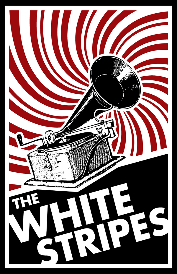 white stripes by Satansgoalie