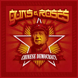 gnr chinese democracy by Satansgoalie