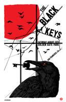 the black keys by Satansgoalie
