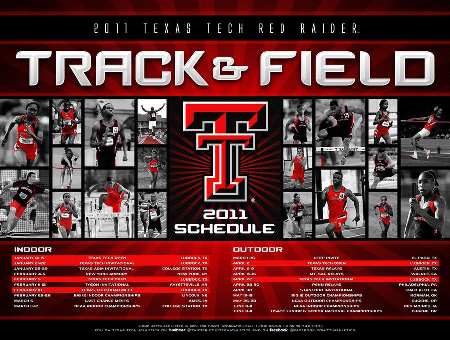 texas faces track meet 2011