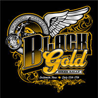 9th annual black gold rally by Satansgoalie