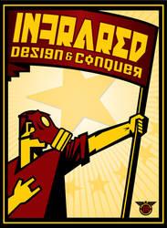 infrared propaganda 2 by Satansgoalie