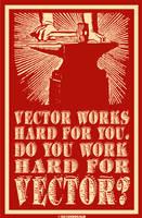 hard vector by Satansgoalie