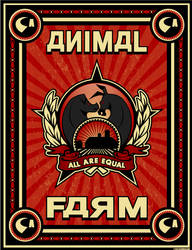 animal farm propaganda by Satansgoalie