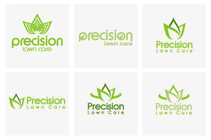 precision lawn care logos by Satansgoalie