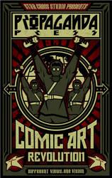 propaganda press cover by Satansgoalie
