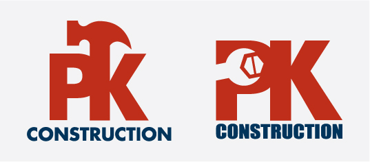 pk construction logos by Satansgoalie