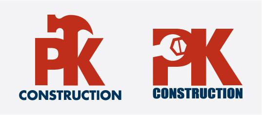 pk construction logos by Satansgoalie