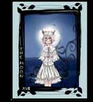 Tarot - The Moon -XVIII- by MitsukiHayashi