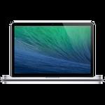 OS X Mavericks (Macbook PNG)