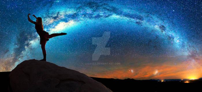 Joshua Tree x Milky Way