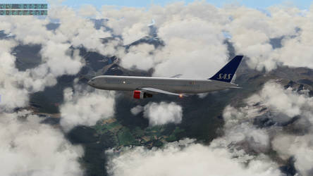 X-Plane 10 - Norway X Project #1