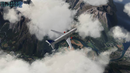 X-Plane 10 - Norway X Project #7