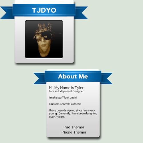 My Deviant ID by Tjdyo